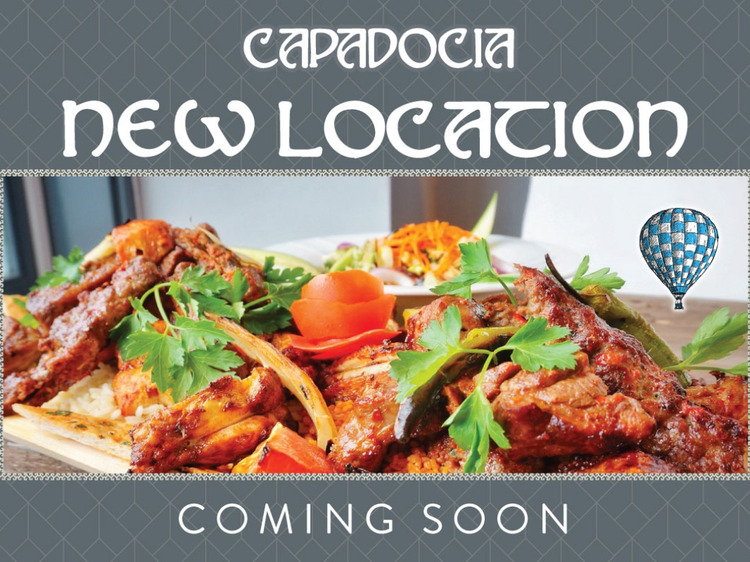 Capadocia Coming Soon To Olney